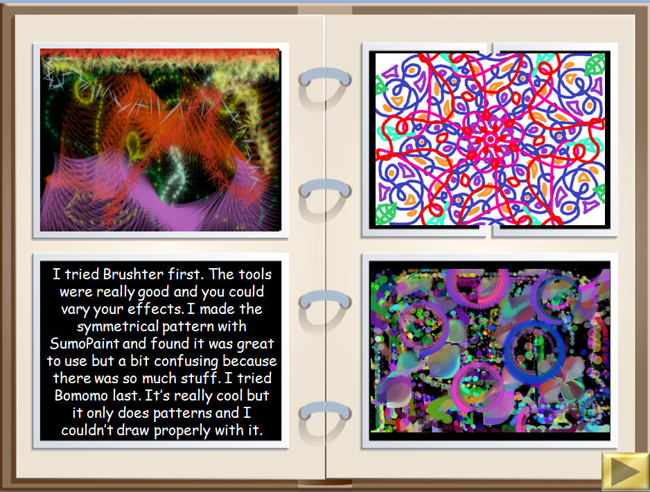 Photo album powerpoint templates free toneelgroepblik Choice Image