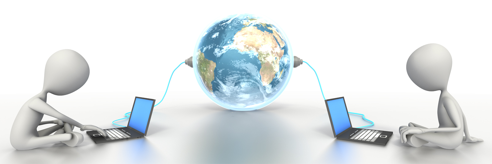 Communicating Over Computer Network