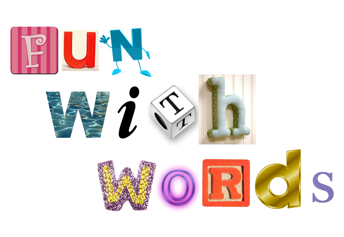 Word art technostories for Clipart words